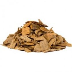Champost træflis af hele stammer - 2500 liter