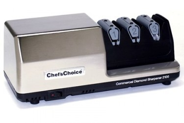 Chef's Choice Commercial Diamond Sharpener CC 2100 Knivsliber 3 trin med aftagelig modul