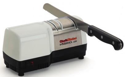 Chef's Choice Diamond Hone Hybrid CC220 Knivsliber 2 trin elektrisk/manuel