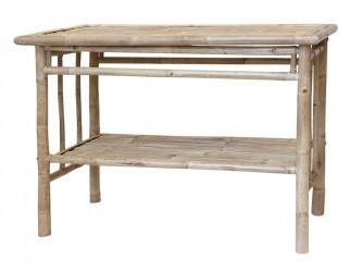 CHIC ANTIQUE Lyon konsolbord - bambus træ (77x110x55)