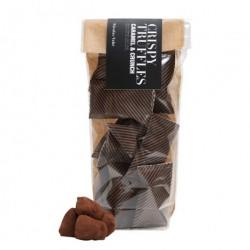 ChokoladetrØffel (karamel & knas)