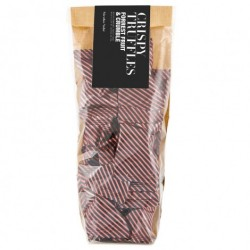 ChokoladetrØffel (skovbÆr & crumble)