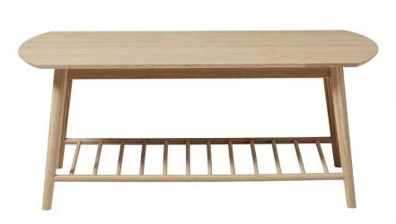 Cinas Noble Sofabord - Bambus