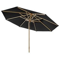 Cinas parasol med vippefunktion - Valencia - Grå