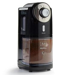 Cirkelpigen Melitta kaffekværn - Molino - Sort