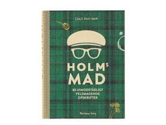 Claus Holm Opskriftsbog 1 stk. HOLM