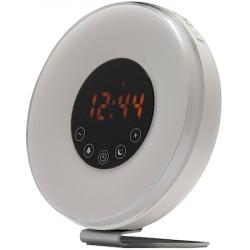 Clockradio med Wake-up-Light