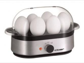 Cloer Æggekoger til 6 æg- Aluminium