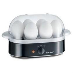 Cloer æggekoger til 6 æg Sort