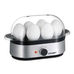 Cloer æggekoger til 6 æg stål