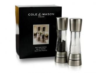 Cole & Mason Salt- & Peberkværn Derwent