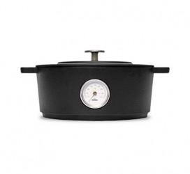 Combekk Dutch Oven med Termometer Ø 24 cm