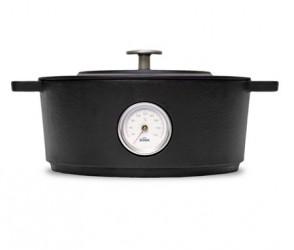 Combekk Dutch Oven med Termometer Ø 28 cm