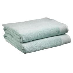 Coop håndklæder - Organic - Aqua