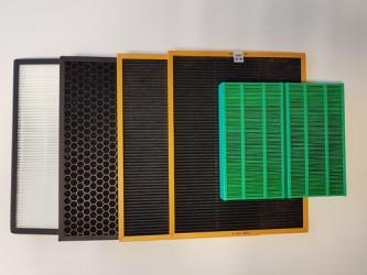 Coway Filterset