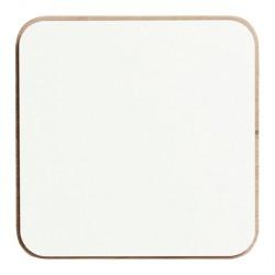 Create me lid (12x12 cm/hvid)