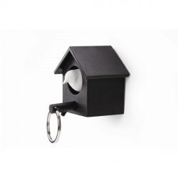 Cuckoo nØgleholder (sort/hvid)