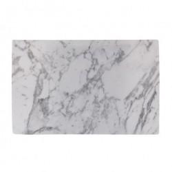 DÆkkeserviet marmor (grÅ)