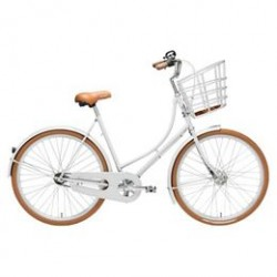 Damecykel 3 gear - Urban Chic af Velorbis - Hvid