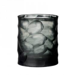 DAY Home Geometrisk Glasstage Dirt Grey