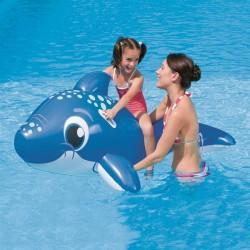 Delfin badedyr - sjovt badedyr til børn