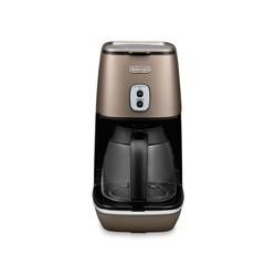 Delonghi Distinta kaffemaskine - Bronze