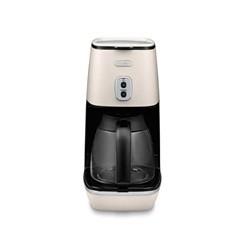 Delonghi Distinta kaffemaskine - Hvid