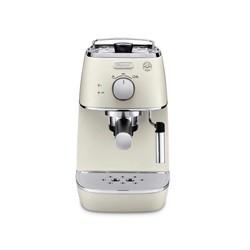 Delonghi Distinta semiautomatisk espressomaskine - Hvid
