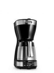 Delonghi Icm16731 Kaffemaskine - Stål