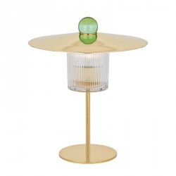 Design By Us - Ball On Top Bordlampe - Guld