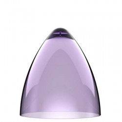 Design for the people Funk 22 taglampe - Transparent/Purple