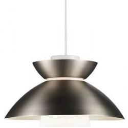 Design for the people Mirror taglampe - Børstet stål