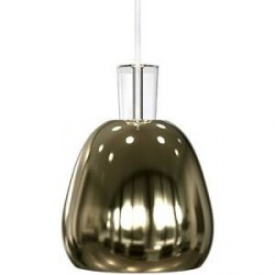 Design for the people Shape 2 taglampe – Messing