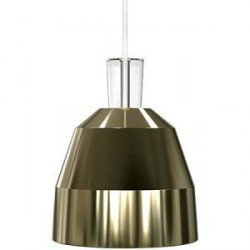Design for the people Shape 3 taglampe – Messing