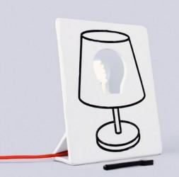 Design selv lampe