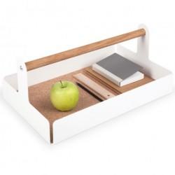 Desktop - box (hvid)