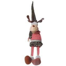 Det Gamle Apotek julefigur - Rensdyr med hængeben