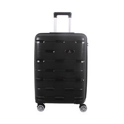 Discovery 4-hjuls trolley 75 cm sort