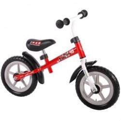 Disney Cars løbecykel - Rød