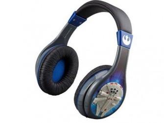Disney Høretelefoner Star Wars - 3-10 år - Støjdæmpning - Justerbare