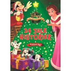 Disney Julekalenderbog - Indbundet
