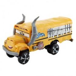 Disney Pixar Cars 3 interaktiv skolebus - Miss Fritter