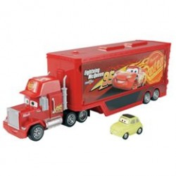 Disney Pixar Cars 3 lastbil - Travel Time Mack