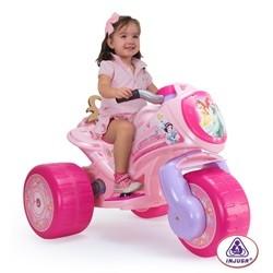 Disney Princess elmotorcykel 6V