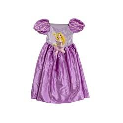 Disney Princess Rapunzel kostume - 5-6 år