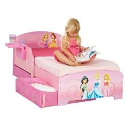 Disney Prinsesse juniorseng m. madras