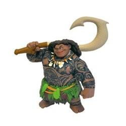 Disney Vaiana Halvgud Maui figur.