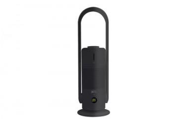 Djive Arc Humidifier Anthracite Ventilator