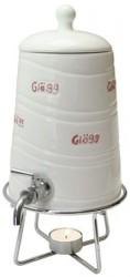 Dorre Gløgtønde med aftapningskran 1,2 liter