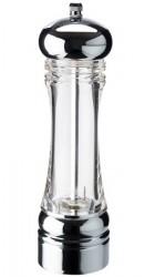 Dorre Salt&Peberkværn krombelagt keramiskt højde 21,5 cm